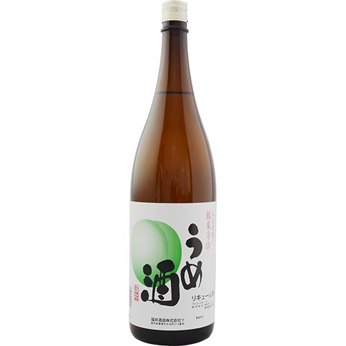 Horaijisan plum wine